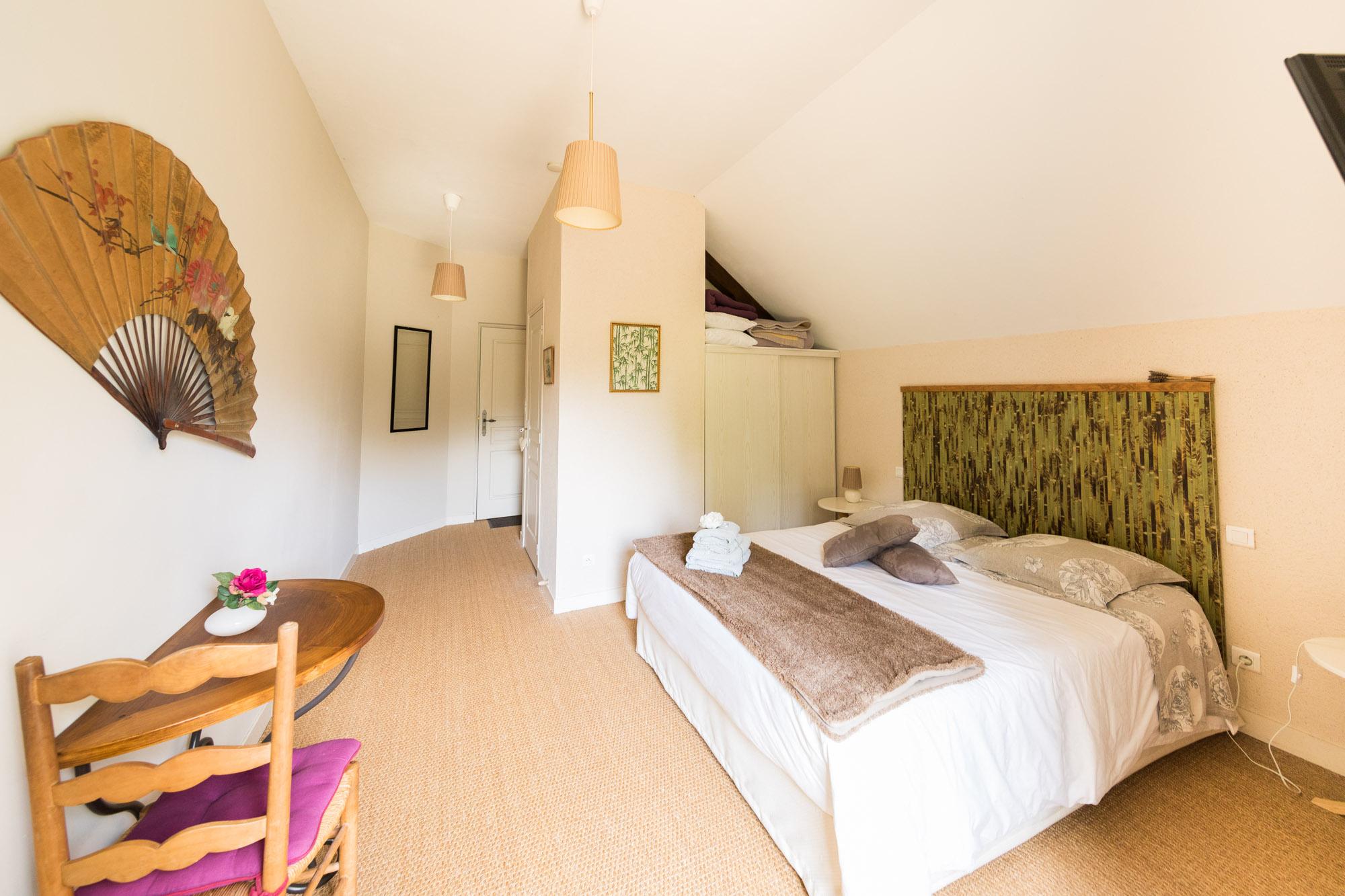 Rive Gauche Maze Chambres d'hotes Bamboo